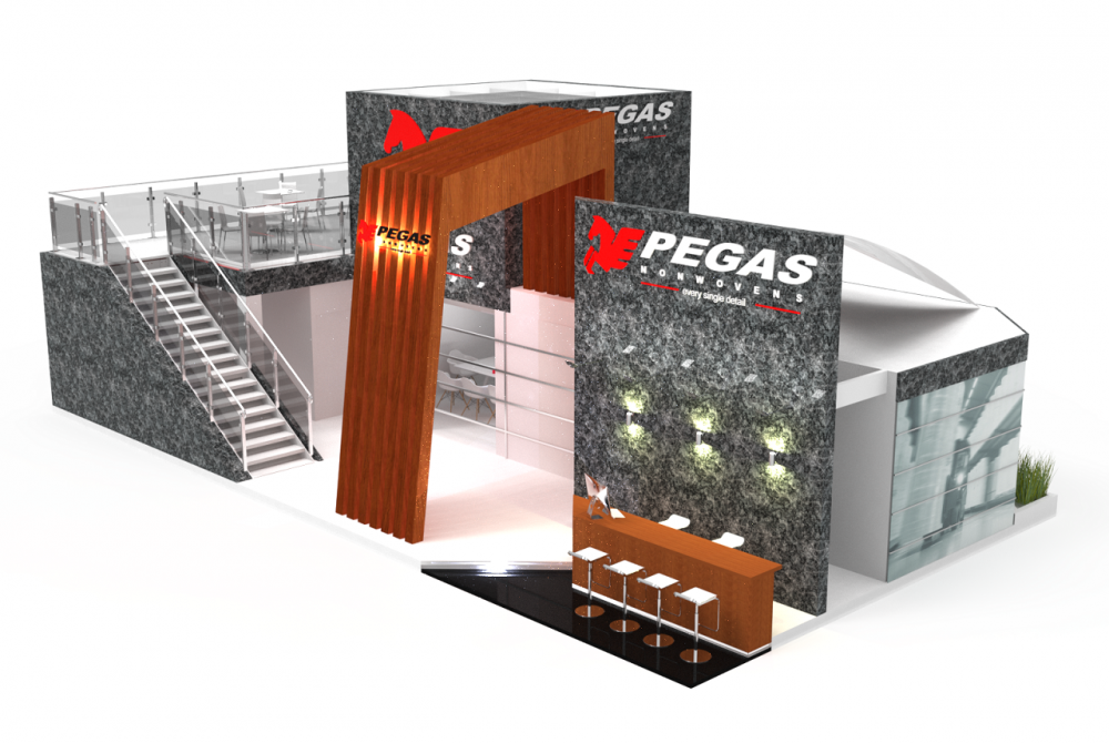 PEGAS NONWOVENS with Direct Media EXPO in Geneva
